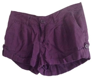Forever 21 Mini/Short Shorts Purple