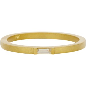 Tate Gold Diamond Band