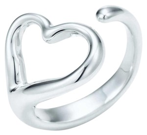 Tiffany & Co. Tiffany & Co ELSA PERETTI OPEN HEART RING Size 6