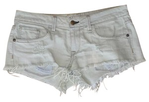 Wildfox Cut Off Shorts Light mint green