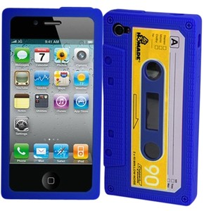 Other Cassette Iphone 4/4s Cover