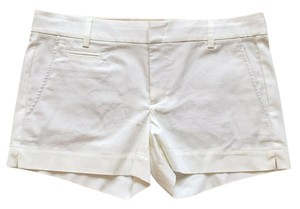 Vince Dress Shorts White
