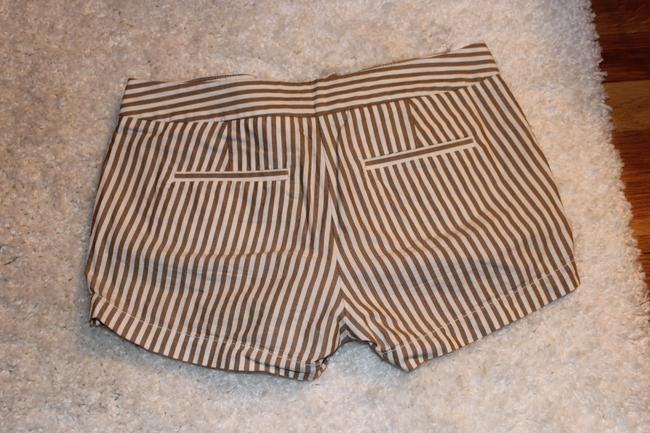 J.Crew Shorts brown/white