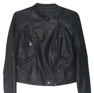 Foreign Exchange Leather Jacket