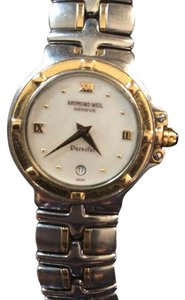 Raymond Weil Parsifal Mother Of Pearl Face Two Tone 18k