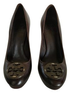 Tory Burch Chocolate brown Platforms