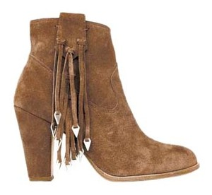 Matisse Kate Bosworth Boot Bootie Brown Suede Boots