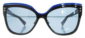 Dior Dior DiorExquise 2XB9A Black/Blue Limited Edition Women Sunglasses