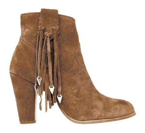 Matisse Kate Bosworth Suede Brown Suede Boots