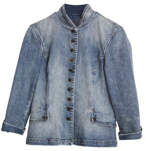Ralph Lauren Blue denim Womens Jean Jacket