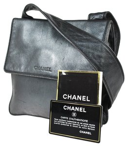 Chanel Messenger Men Women Crossbody Shoulder Bag