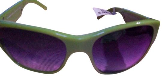 Burberry Burberry Green Sunglasses Made in Italy B 4104 3277/8G