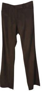 Elie Tahari Office Trouser Pants Cocoa