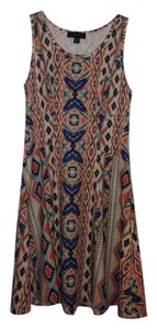 Karen Kane short dress Edgy Fun Colorful Night Out on Tradesy