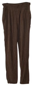 Wilfred Trouser Pants Olive green/brown