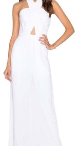 ddd0afadc980 White BCBGMAXAZRIA Rompers   Jumpsuits - Up to 70% off a Tradesy