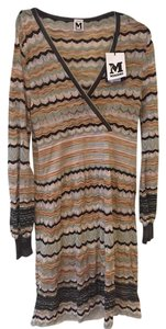 M Missoni short dress Multi Zig Zag on Tradesy
