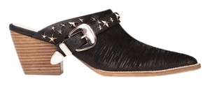 Matisse Kate Bosworth Mule Metal Star black Mules