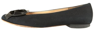Dries van Noten black Flats