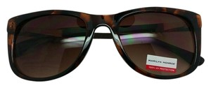 Marilyn Monroe MARILYN MONROE(tm) TORTOISE SHELL BROWN SUNGLASSES