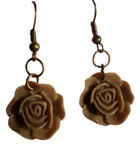 New Rose Earrings