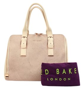 Ted Baker Satchel in Light Pink