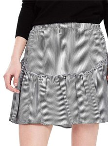 Banana Republic Sale New With Tags Striped Flowy Girly Mini Skirt