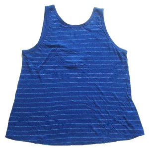 Old Navy Size M Shirt Sleeveless Top Blue