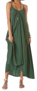 Green Maxi Dress by Pink Stitch Maxi Summer Vacation