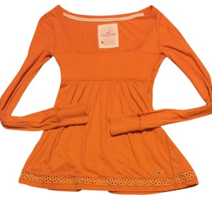 Hollister Top Orange