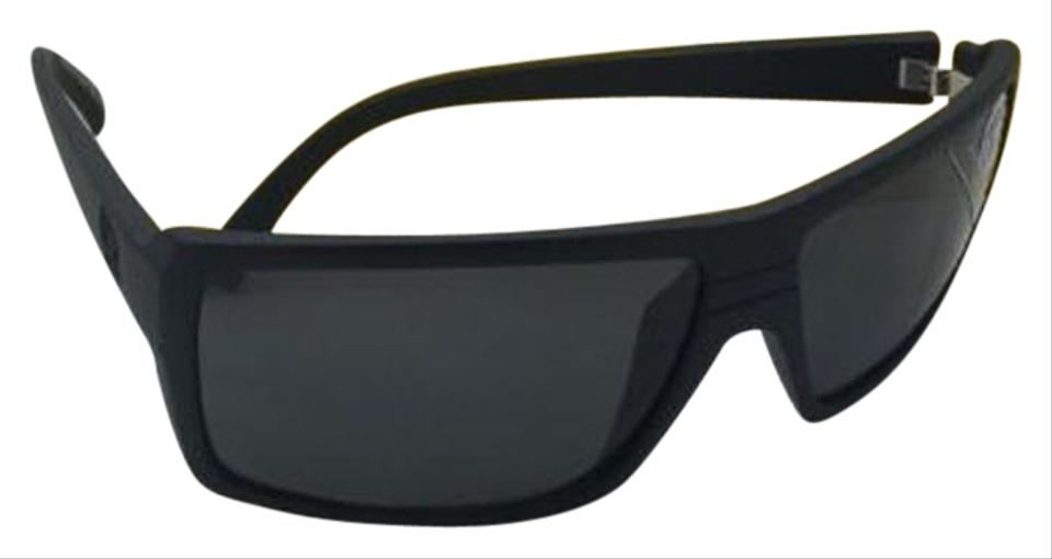 c99dcd39464d Von Zipper New VONZIPPER Sunglasses VZ SNARK Black Satin Frame w/ Grey  Lenses Image 0 ...