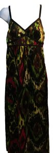 multicolor Maxi Dress by Hinge