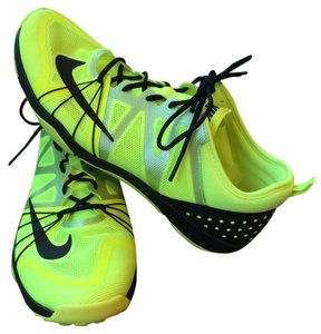 Nike free cross compete Lime Athletic