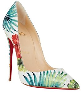 Christian Louboutin So Kate Pigalle Hawaii Pumps