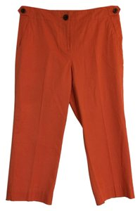 Talbots Capris Orange