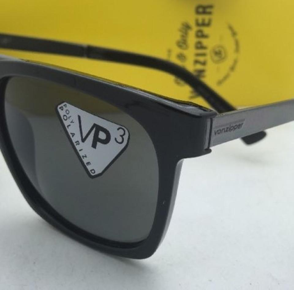 c25514ed18 Von zipper plimpton black gloss frame grey lenses jpg 960x948 Von zipper  sunglasses logo