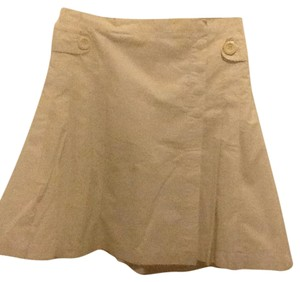 Burberry Skirt White/ Beige