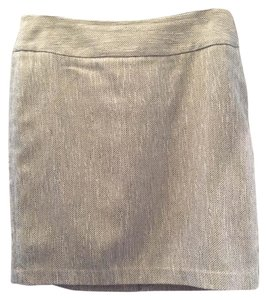 The Limited Skirt Metallic Tweed