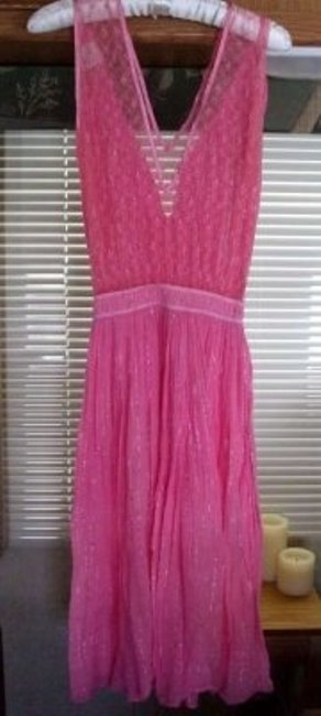 Pink Maxi Dress by Modus Vivendi