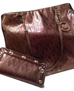 Michael Kors Tote in copper