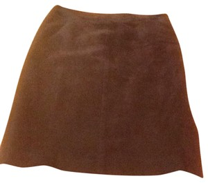 Gucci Skirt Brown