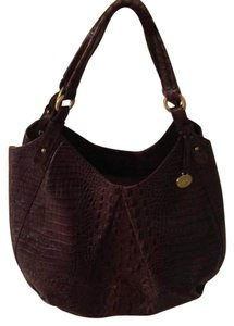 Brahmin Tote in brown