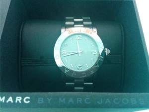 Marc by Marc Jacobs Marc by Marc Jacobs Amy Gunmetal Two Tone Watch