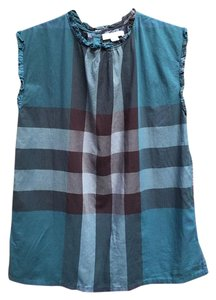 Burberry Top Blue