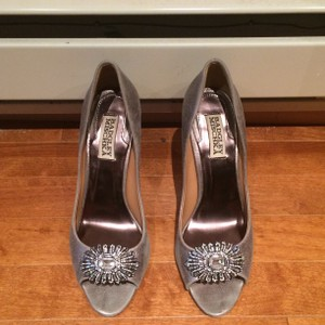 Badgley Mischka Hollie Pump Wedding Shoes