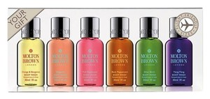 """Molton Brown Molton Brown London """"Travel Treasures Collection"""" Body Washes Gift Set"""