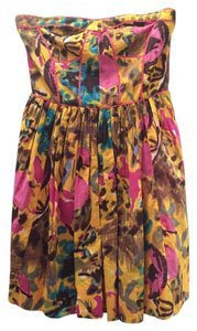 Aryn K short dress Multi on Tradesy