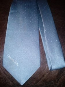 Oscar De La Renta Men's Classic Tie Preowned Made For Knott