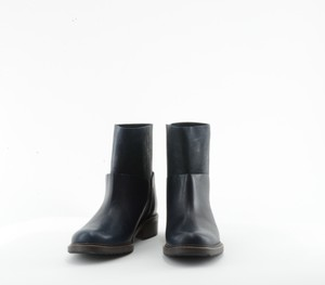 dusica dusica Nwt Leather Navy Boots