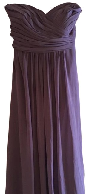 Item - Victorian Lilac Strapless Sweetheart Long Formal Dress Size 16 (XL, Plus 0x)